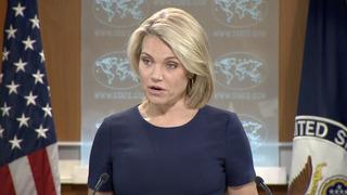 米国務省「北朝鮮に対する外交的解決策を諦めず引き続き進める ...