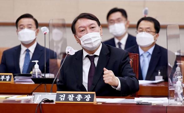 韓国検察総長「総長は法相の部下ではない」…法相の捜査指揮行使に ...