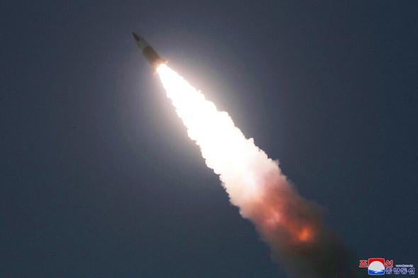 北朝鮮、東海上に未確認の飛翔体を発射…弾道ミサイルの可能性=韓国 ...