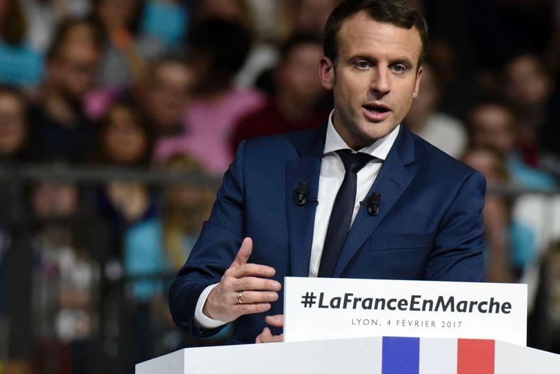 프랑스 대선 마크롱·르펜 2파전 압축…결선 레이스 '시동' : 유럽 : 국제 : 뉴스 : 한겨레모바일
